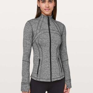 NWT Lululemon Define Jacket  Heathered Black